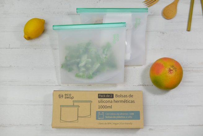 bolsas para conservar alimentos sin plastico