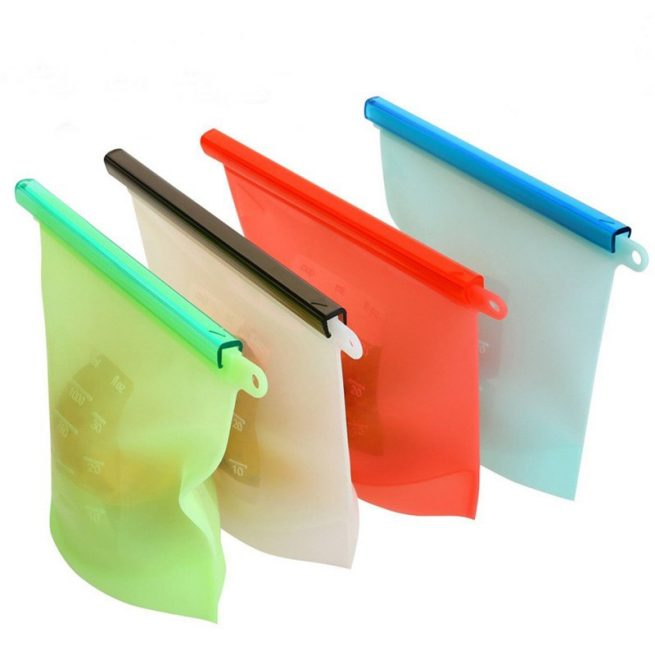 envases de silicona zero waste comprar