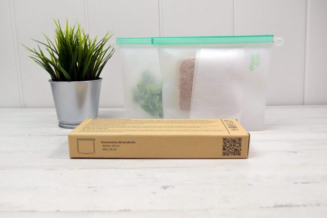 envases silicona reutilizables