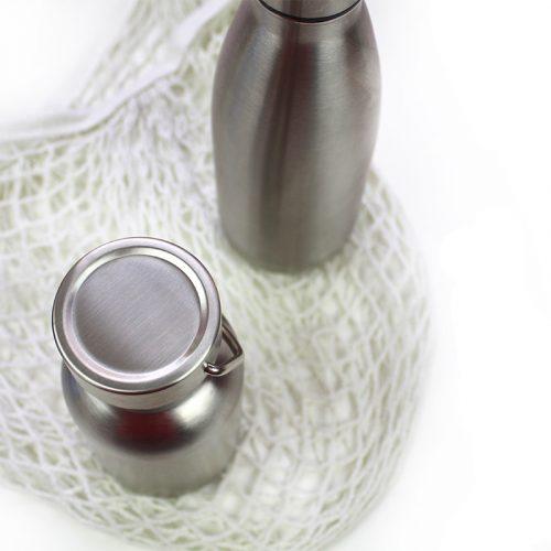 botellas de metal para agua