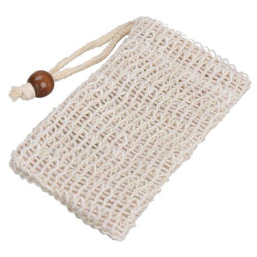 bolsa esponja de algodón